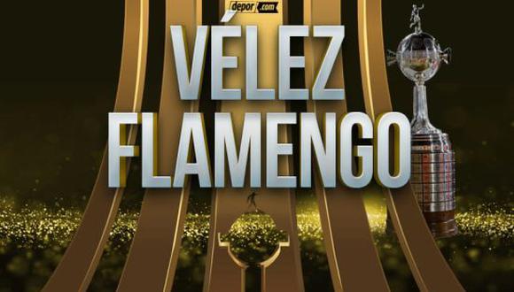 Velez vs Flamengo EN VIVO - Copa Libertadores EN DIRECTO