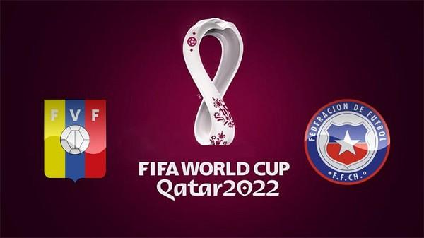 Venezuela vs Chile - EN VIVO - Eliminatorias Qatar 2022