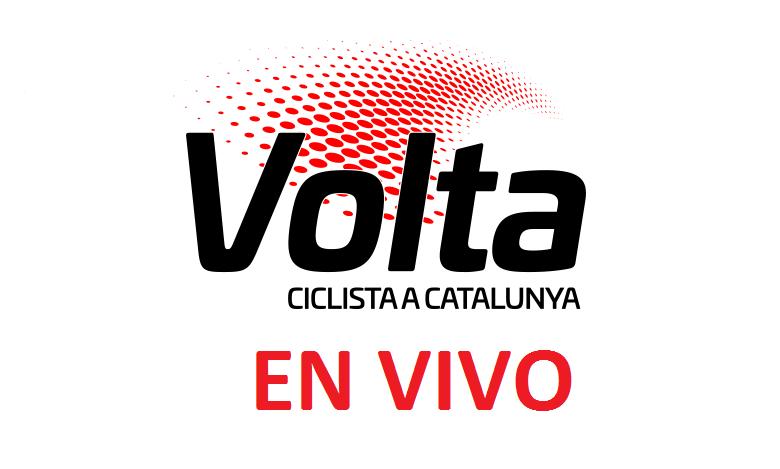 Volta a Cataluña EN VIVO