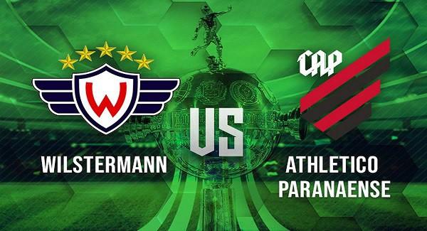 Wilstermann vs Athletico Paranaense - Copa Libertadores EN VIVO