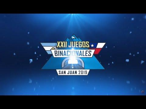 XXII Juegos Binacionales - San Juan EN VIVO