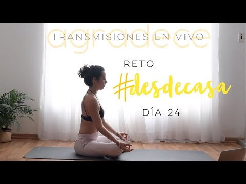 Yoga en español EN VIVO